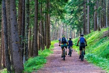 Cyklistika v Krušných horách